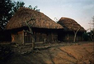 Nahua Houses, 1970