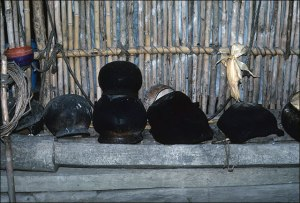 Nahua Cooking Pots, 1985