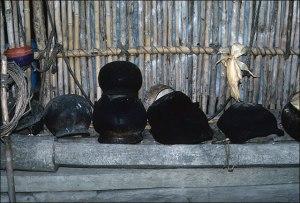 Nahua Cooking Pots, 1985
