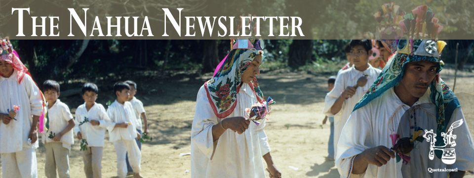 The Nahua Newsletter